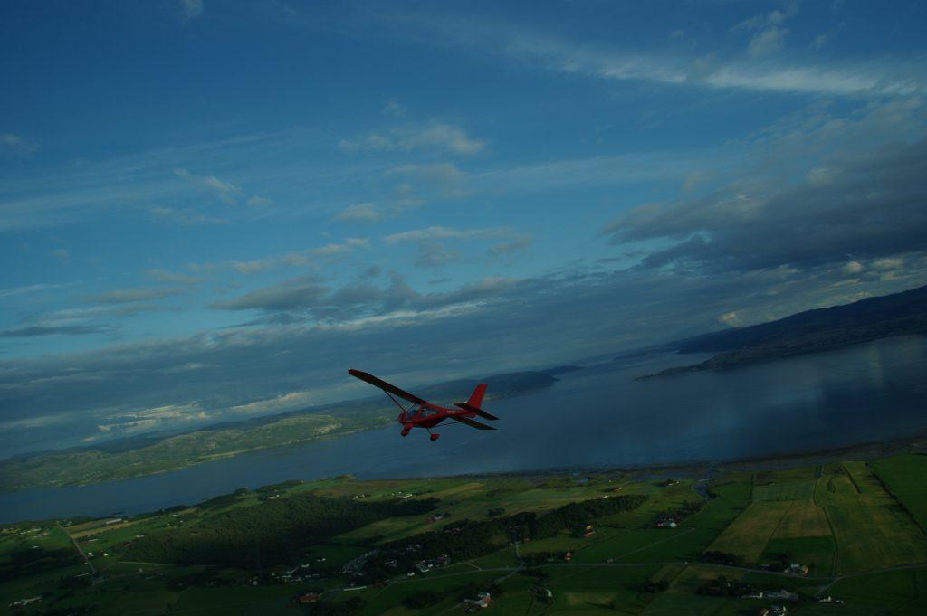 Solo og landingsøvelser på Grande